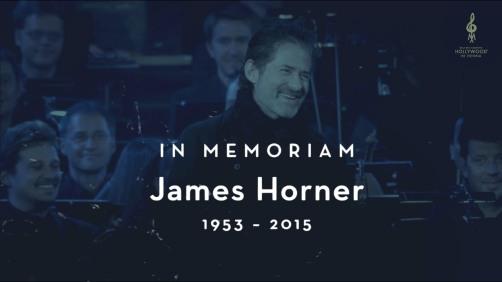 James Horner Memoriam