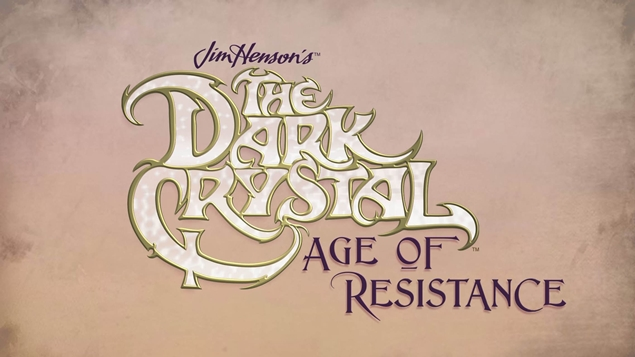 the dark crystal logo
